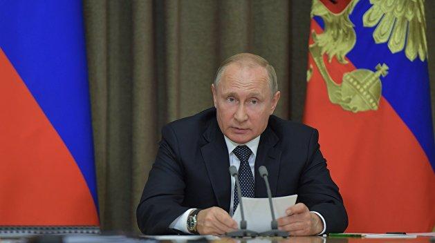 Путин утвердил структуру нового правительства