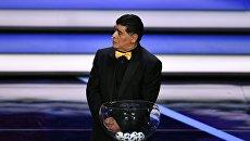 Марадона будет три года держать «Динамо» в «Руке Бога»