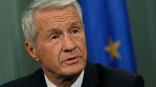 Генсек Совета Европы сделал заявление о задержании Вышинского