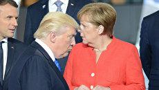 «Взгляд»: Сможет ли Евросоюз устоять под напором США