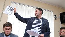 «Всё это готовилось заранее»: речь арестованного главы РИА Новости Украина Вышинского в суде — RT