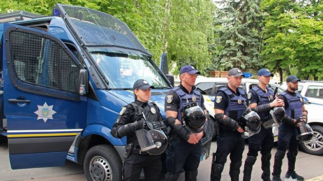 Полиция не ждет проблем от украинских болельщиков во время финала Лиги Чемпионов в Киеве