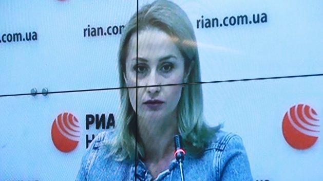 Жена Вышинского: Со мной лично из украинских журналистов не общается никто