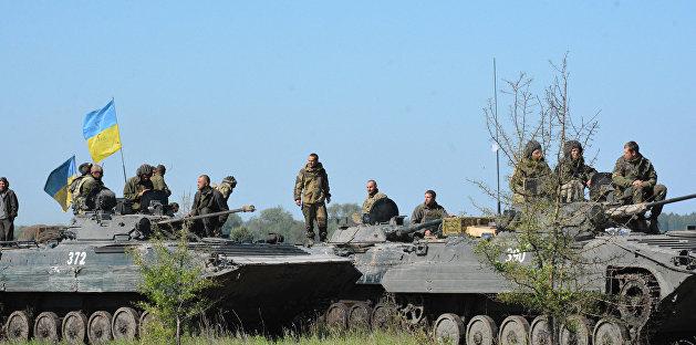 На Украине озвучили «план Б» по ситуации в Донбассе