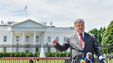 Как украинский президент неудачно подкрался к Трампу