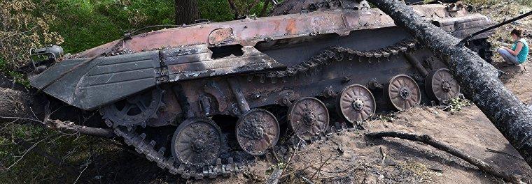 Пробитые стены, прошитая МТЛБ: В ДНР показали работу «Сепаратиста»
