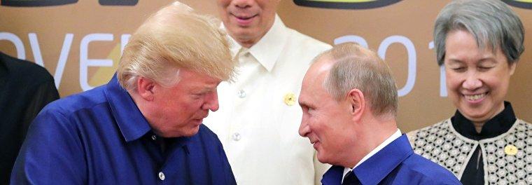Сноуден: Никто не любит Путина так сильно, как Трамп
