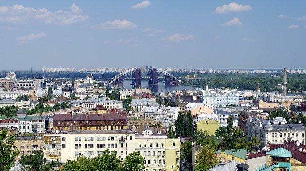 Lufthansa изобразила Киев частью России