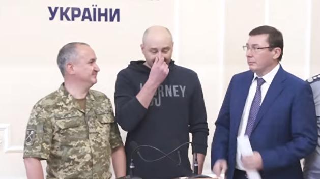 Алексей Якубин знает, зачем СБУ состряпало «дело Бабченко»