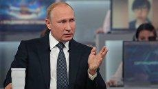 Путин: Привлечение соотечественников в Россию поможет решить важные проблемы