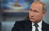 Путин: США наказывают страны ЕС, а они разве «аннексировали» Крым?