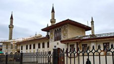 На Украине посчитали реставрацию Ханского дворца в Крыму его уничтожением