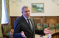 Глава Нацбанка: Миссия МВФ посетит Украину только после пересмотров тарифов на газ