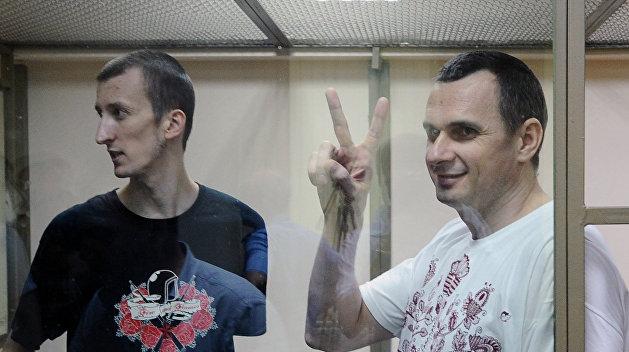 Европарламент принял резолюцию с требованием освобождения Сенцова