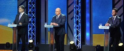 Руслан Бортник: На дебатах Вакарчука и Зеленского разорвут в клочья