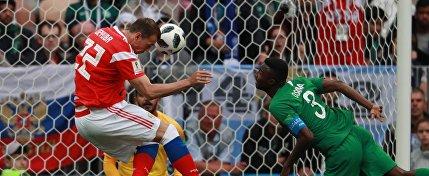 Руслан Мармазов: Один украинец все же прославился на ЧМ по футболу в России